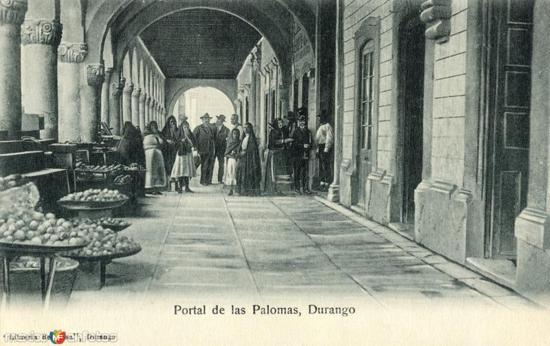 Portal de las Palomas