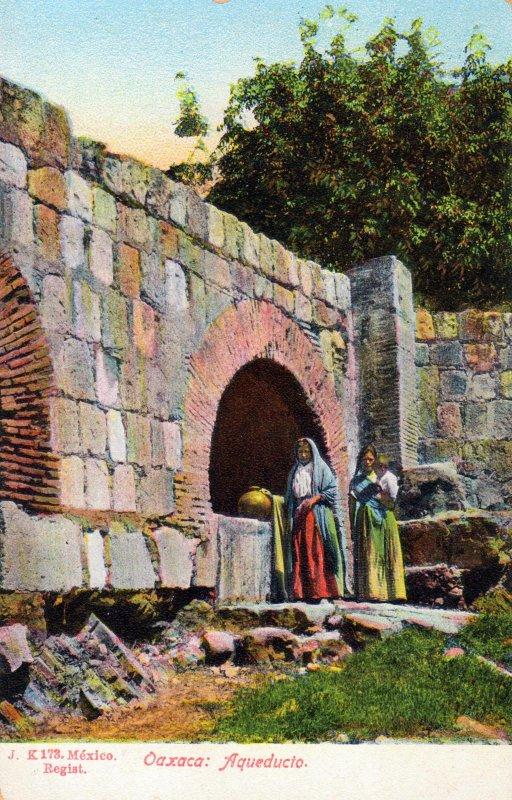 Acueducto de Oaxaca