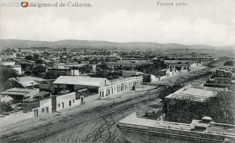 Vista panorámica de Culiacán