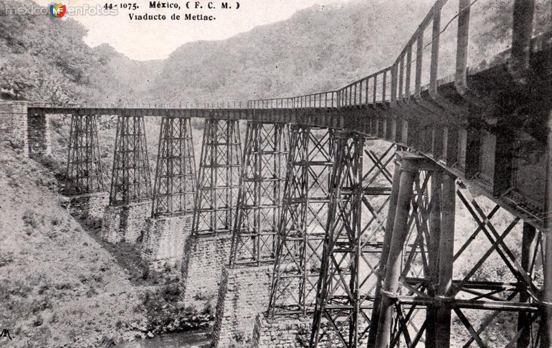 Viaducto de Metlac