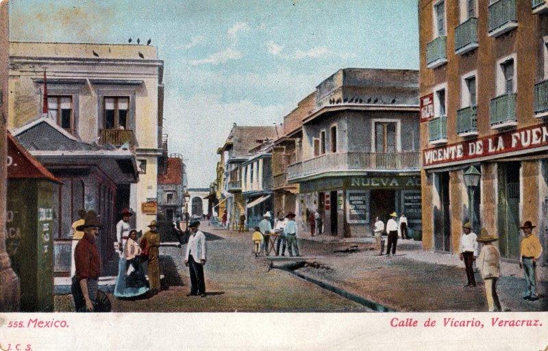 Calle de Vicario