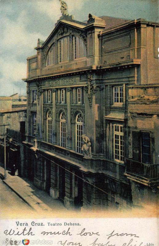 Teatro Dehesa