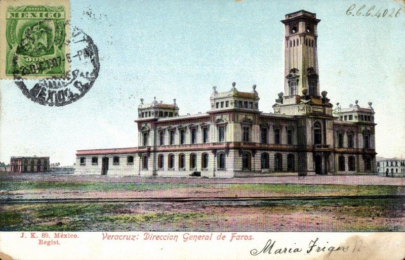 Dirección general de Faros