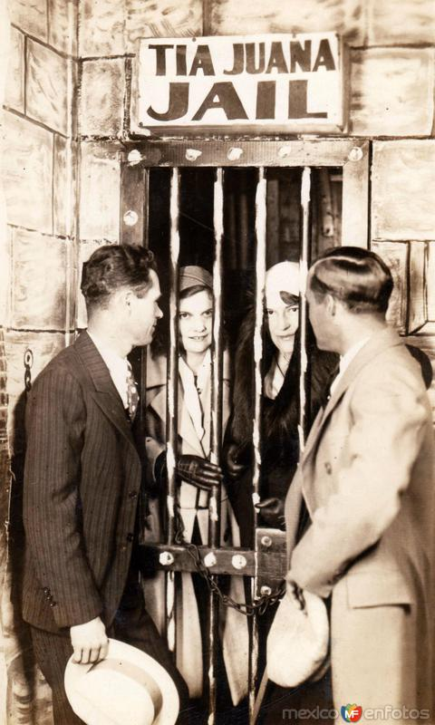 Cárcel de Tijuana (Tia Juana Jail)