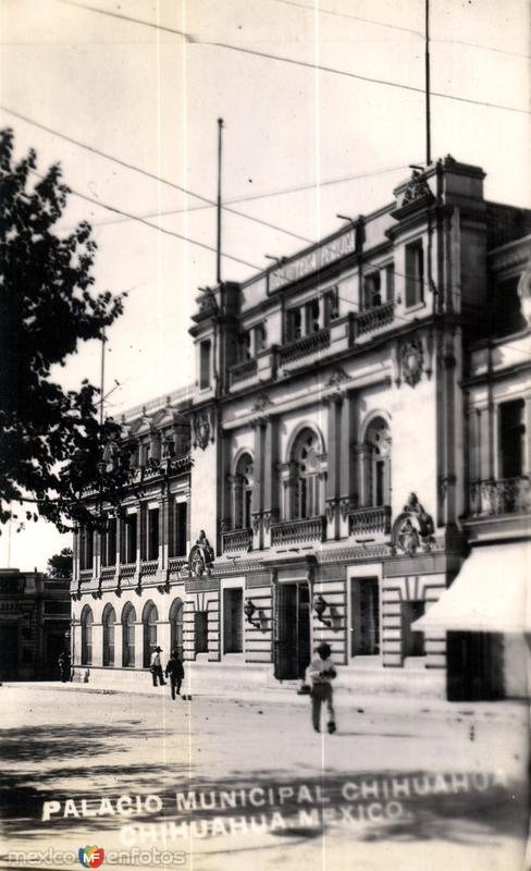Presidencia Municipal de Chihuahua