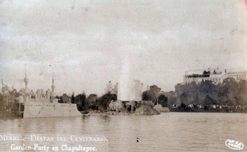 Fiesta en Chapultepec