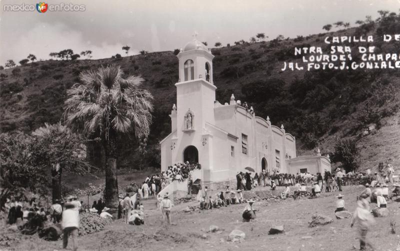 Capilla de Nuestra Señora de Lourdes