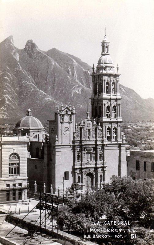 Catedral del Monterrey