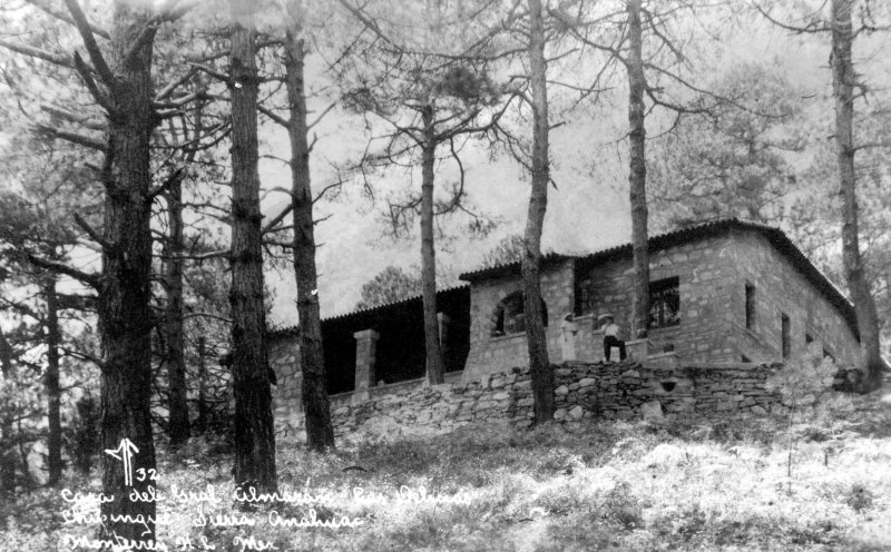 Casa del Gral. Almazán