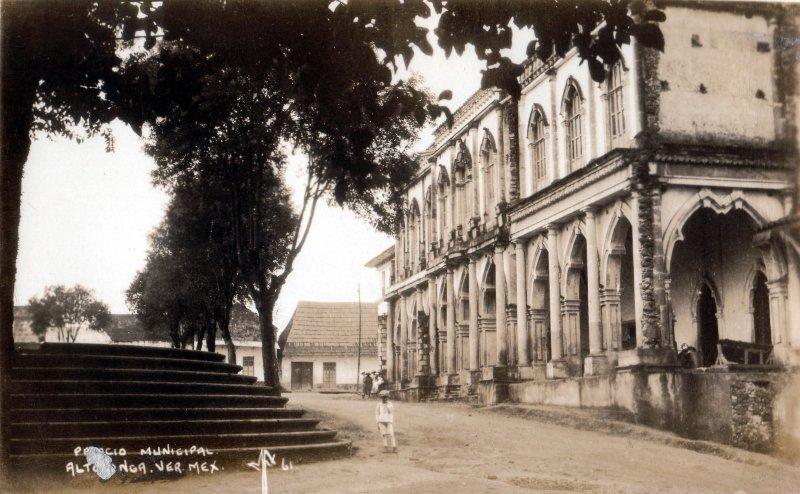 Palacio Municipal de Altotonga
