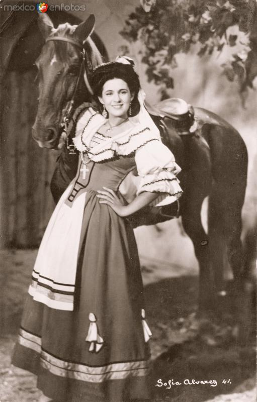 Sofía Alvarez