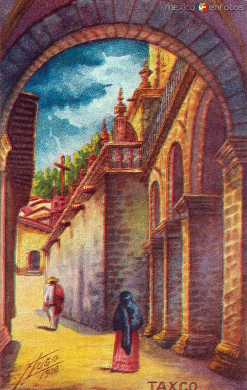 Escena en Taxco