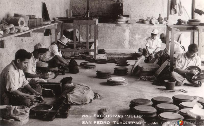 Alfareros de Tlaquepaque