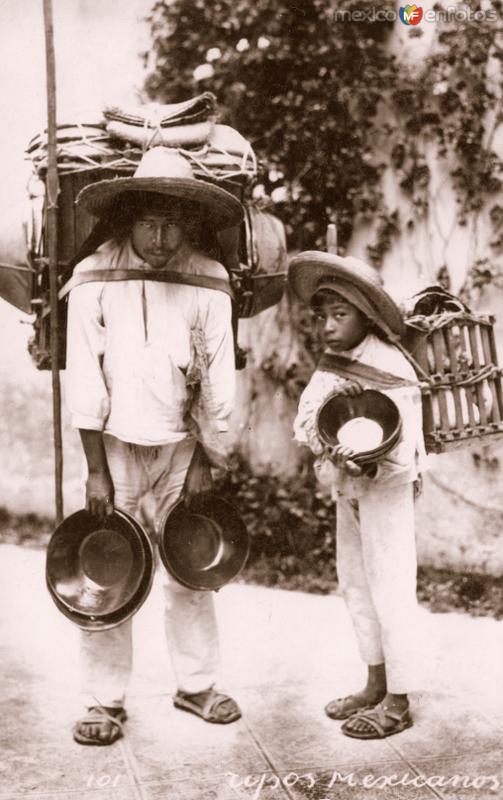 Vendedores de ollas