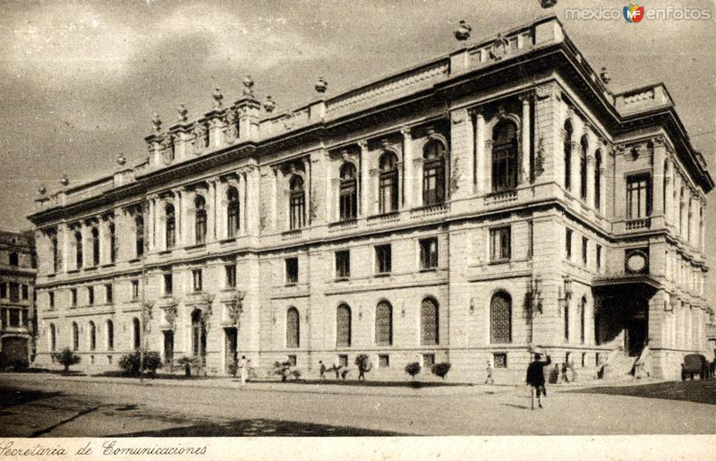Secretaría de Comunicaciones