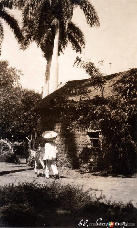 Escena típica en Cuautla