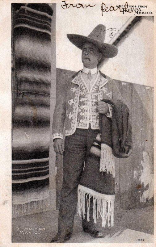 El hombre de Tijuana