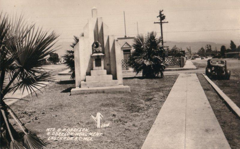 Monumento a Álvaro Obregón