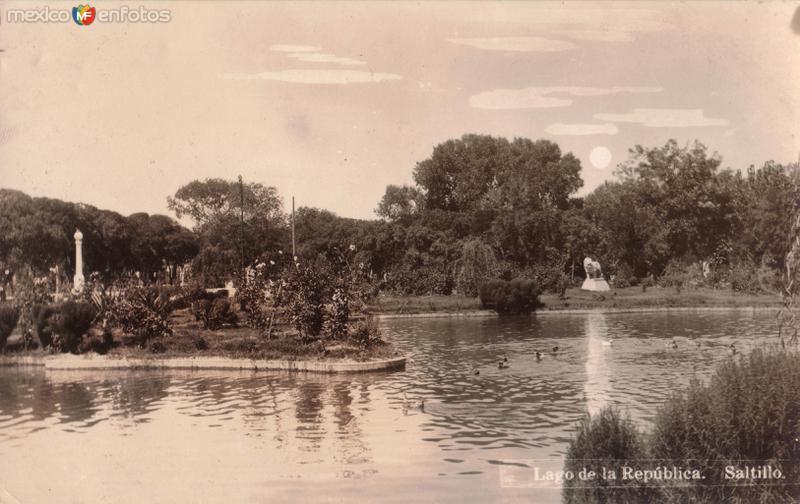 Lago de La República