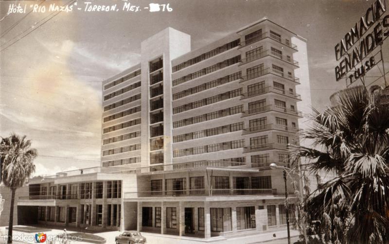 Hotel Río Nazas