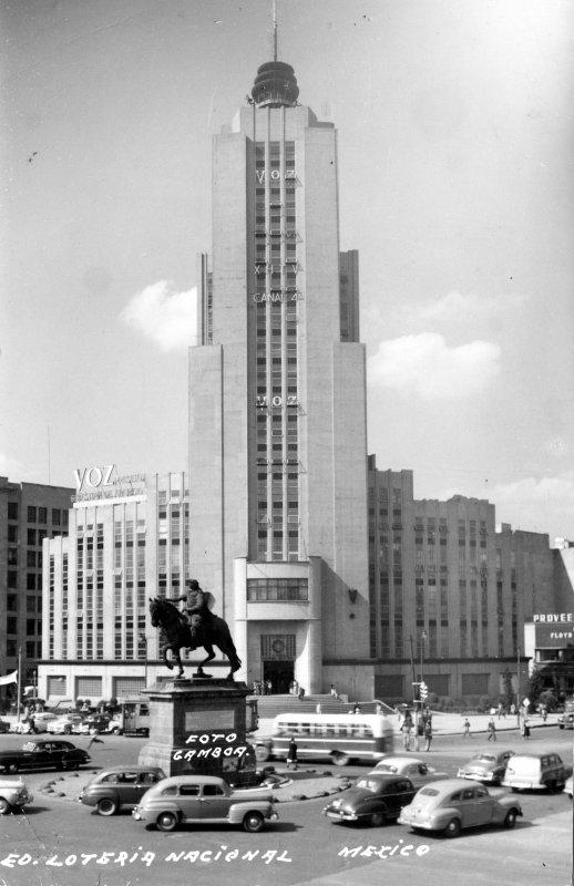 Edificio de la Lotería Nacional