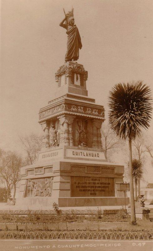Monumento a Cuauhtémoc