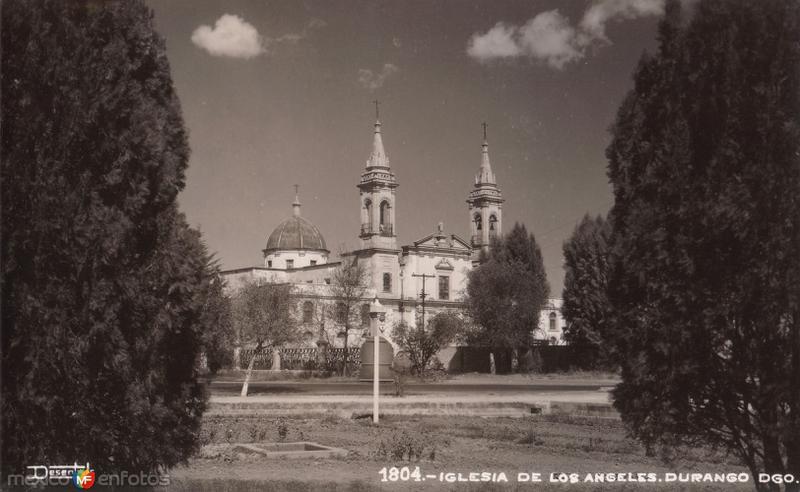 Iglesia de Los Ángeles