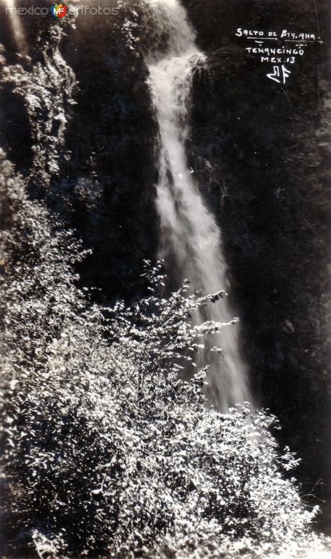 Salto de Santa Ana