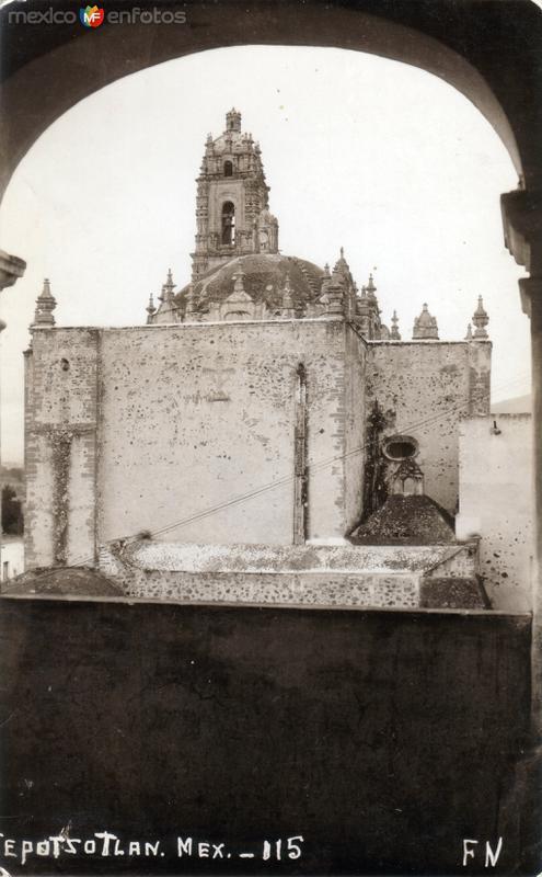 Convento de Tepozotlán