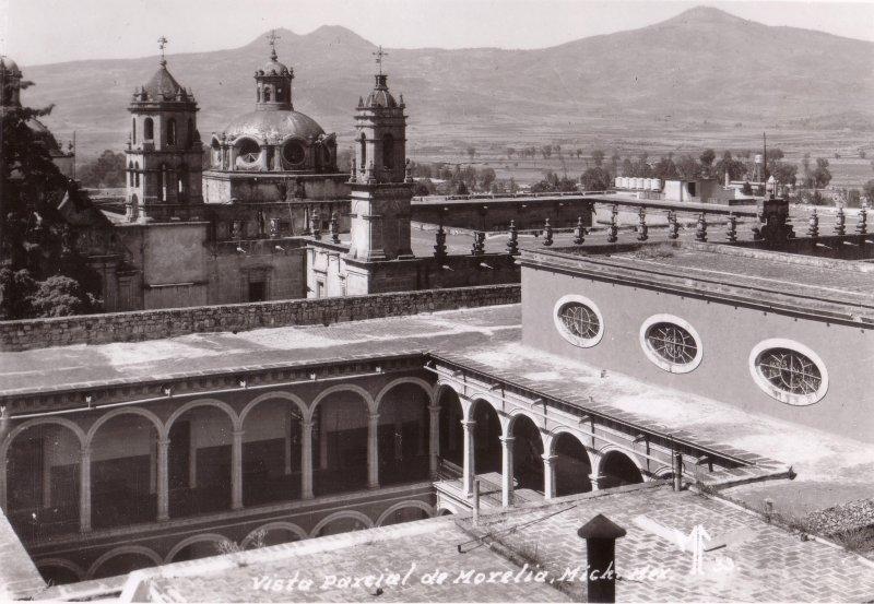 Vista parcial de Morelia