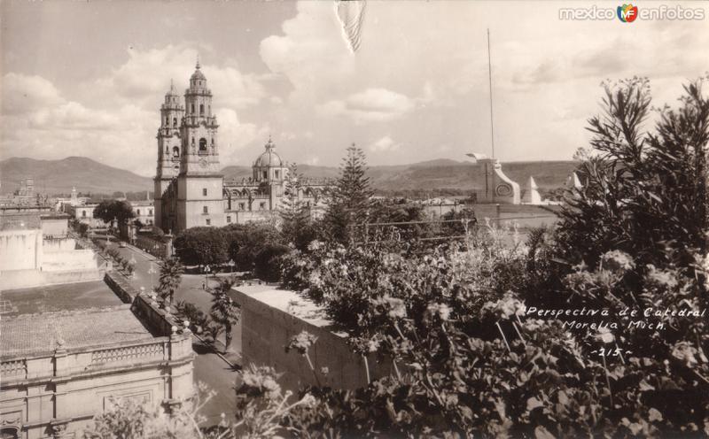 Perspectiva de Catedral