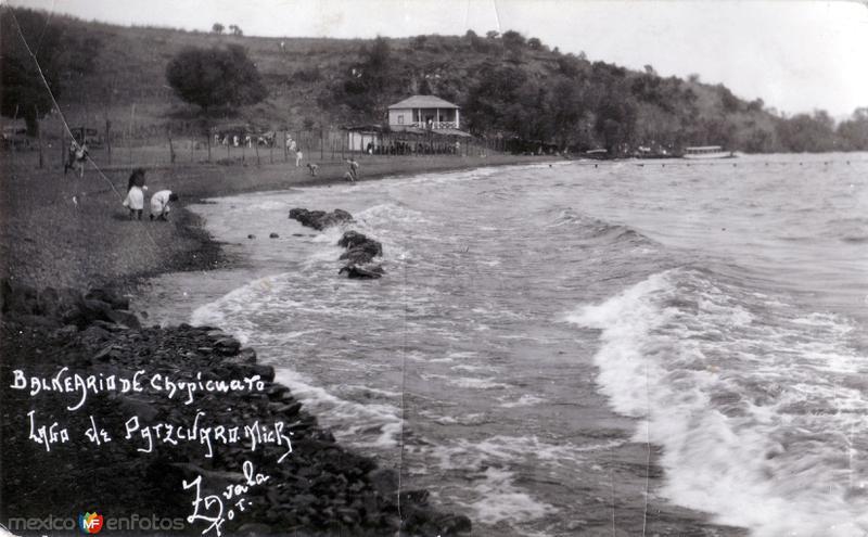 Balneario de Chupícuaro