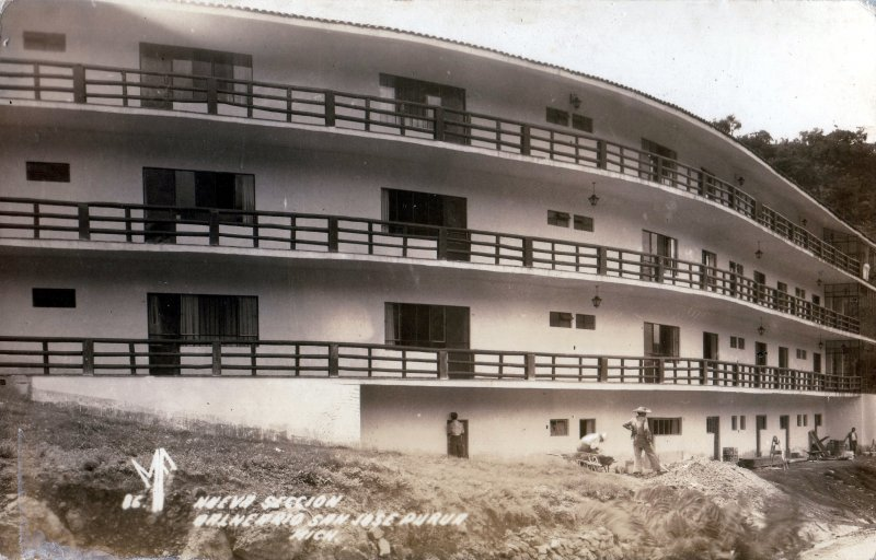 Balneario San José Purua, Nueva Sección