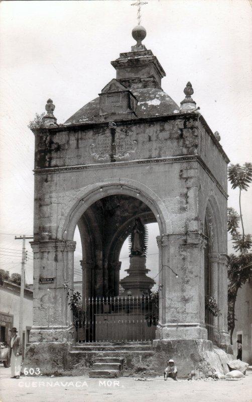 Monumento a la Virgen de Guadalupe