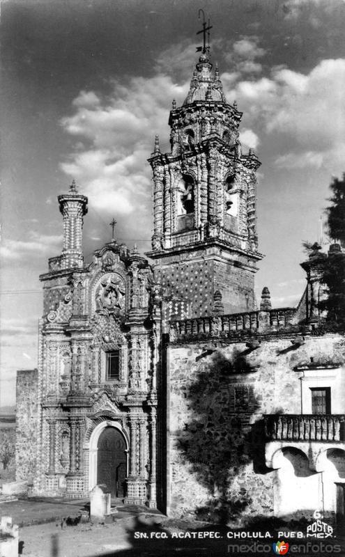 San Francisco Acatepec