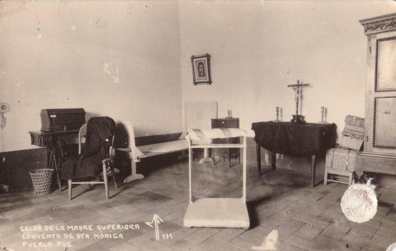 Celda de la Madre Superiora. Convento de Santa Mónica