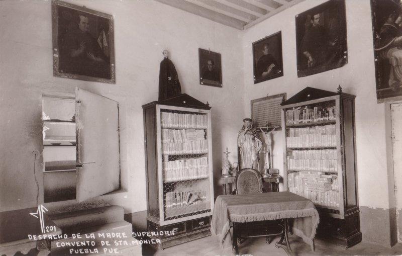 Despacho de la Madre Superiora. Convento de Santa Mónica