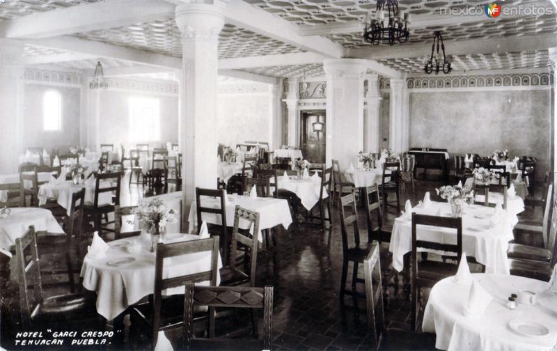 Hotel Garci Crespo