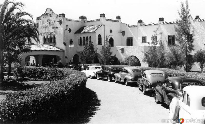 Hotel Peñafiel (antes Garci - Crespo)