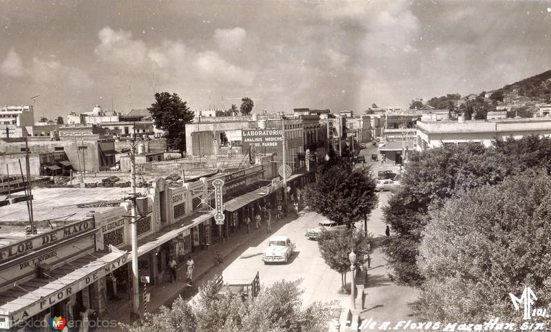 Calle A. Flores