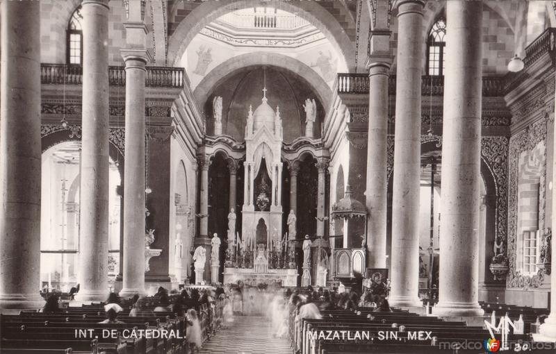 Interior de Catedral