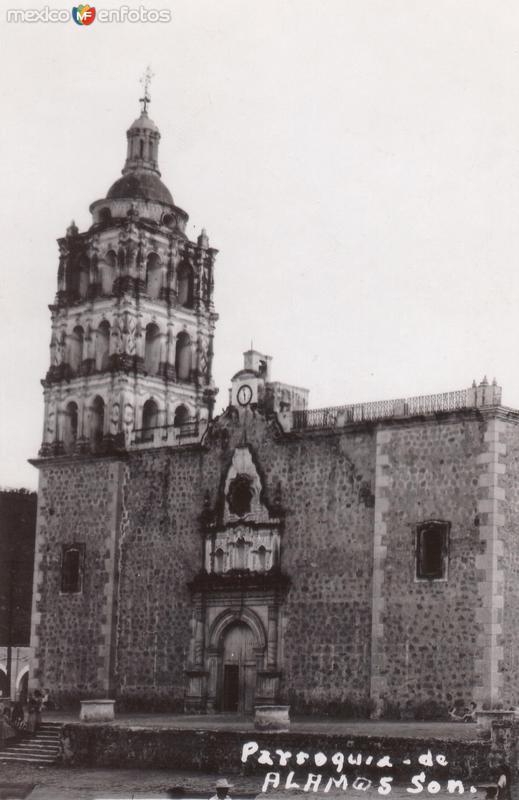 Parroquia de Alamos