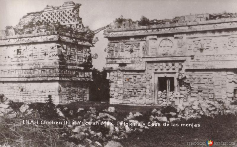 La Iglesia y Casa de Monjas