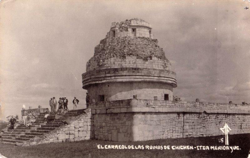 El Observatorio o Caracol