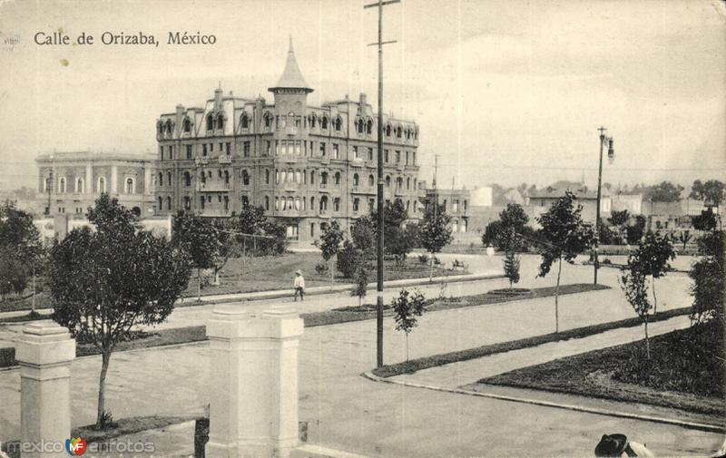 Calle de Orizaba