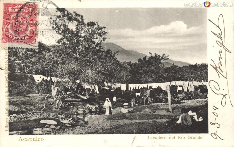 Lavadero del Río Grande
