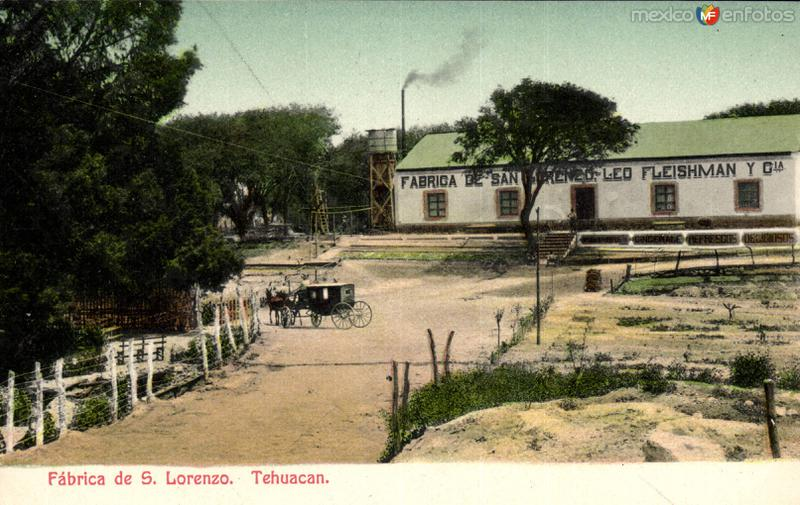 Fábrica de San Lorenzo