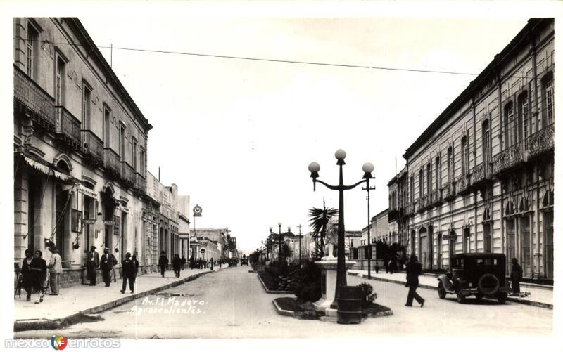 Avenida Fco. I. Madero