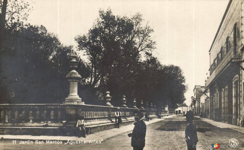 Jardín San Marcos