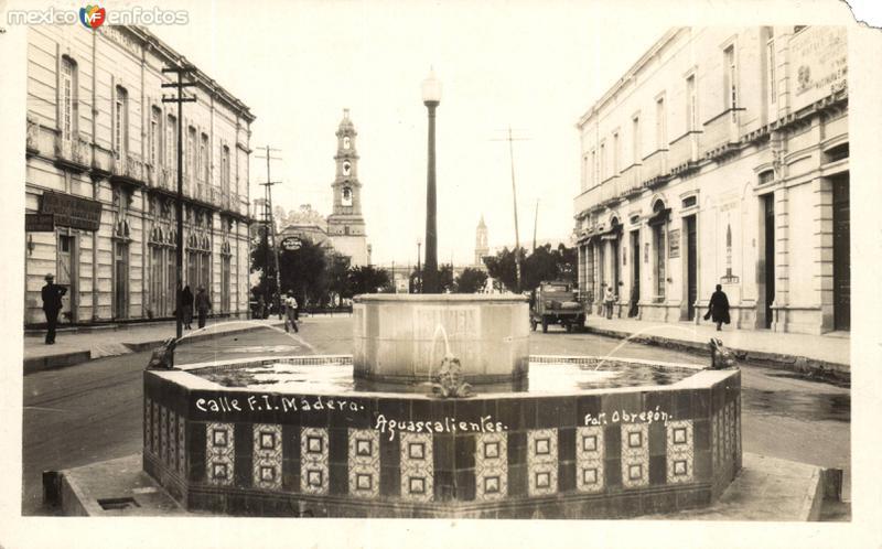 Calle Fco. I. Madero